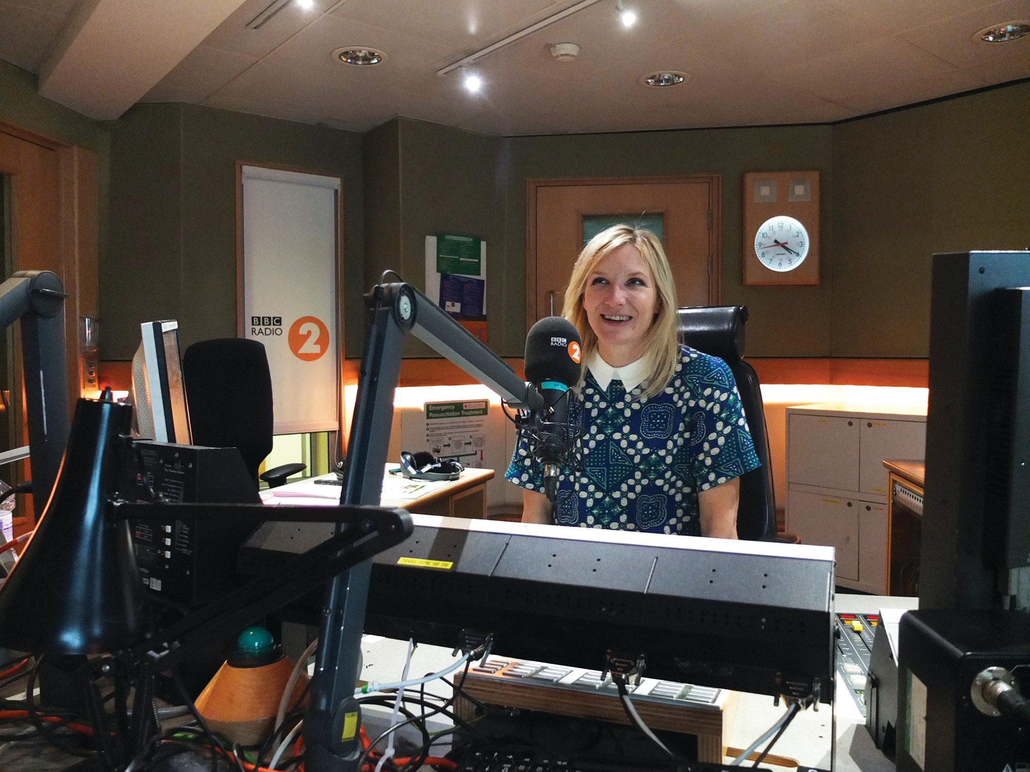 Jo Whiley insession