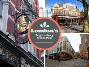 7 of London's legendary journalist pubs