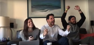 Video: Ex-magazine student reacts to Oscar nomination