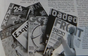 Old News: 2003 predicts the future of lads mags