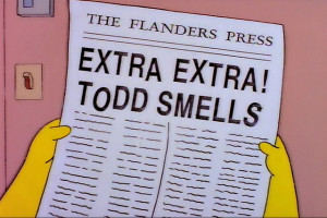 The 8 strangest onscreen depictions of journalists