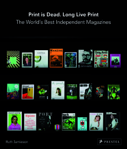 Interview: Ruth Jamieson explains why print isn't dead