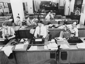 Poll: Overheard in the newsroom