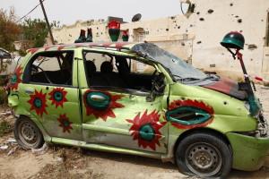 Interview: Libya correspondent Chris Stephen on war and Mad Max