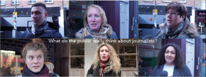 Video:  What do people really think of journalists?
