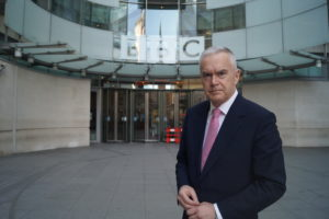 60 seconds with Huw Edwards