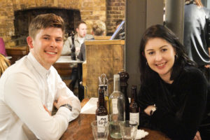 First Dates: Will our City journalism alumni hit it off?