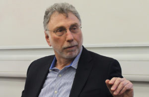 Exclusive interview: Washington Post executive editor, Marty Baron