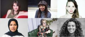 10 women under 30 in journalism