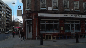 City journalism's favourite pub goes vegan