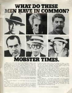 Mafia magazines: The tale of Mobster Times