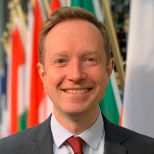 Adam Fleming, BBC Brussel correspondent
