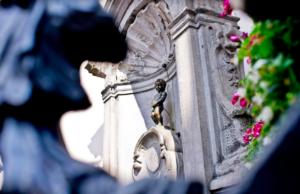 Landmarks around Brussels