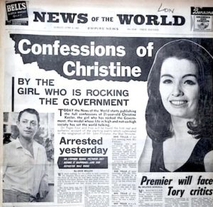 Comment: Christine Keeler's legacy to the #MeToo movement