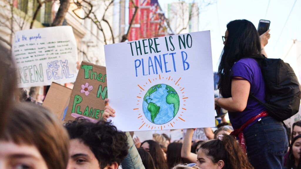 Image: Unsplash/ Climate journalism