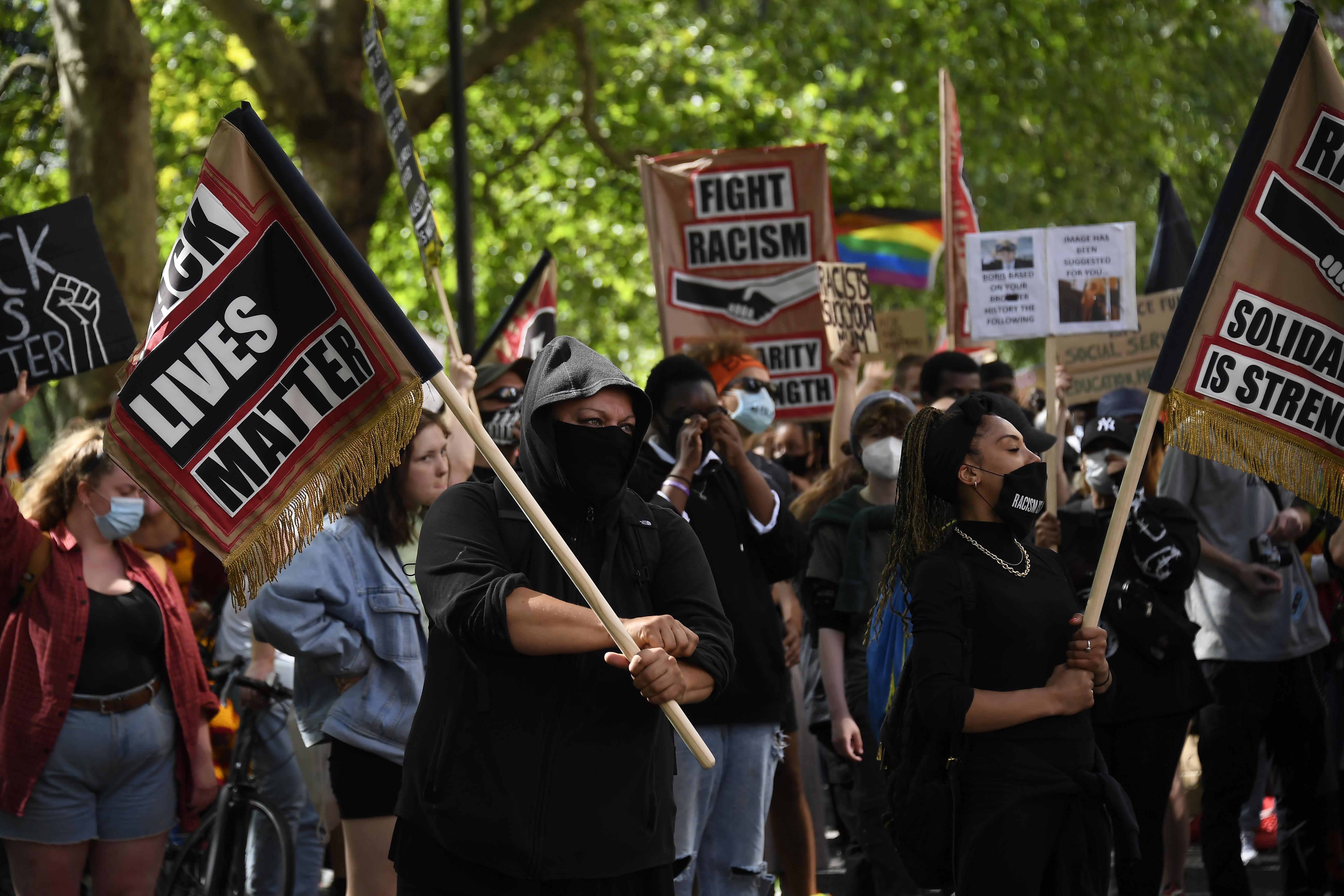 Image: AP Photo/Alberto Pezzali/ Protest