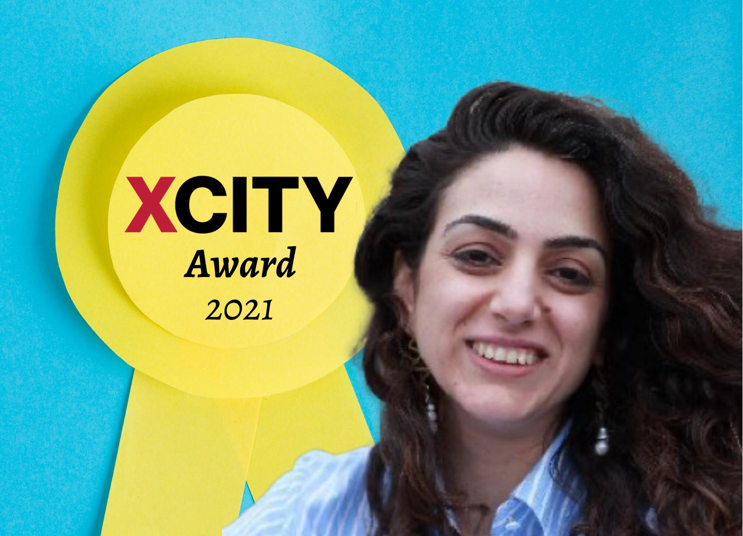 First name on XCity Award shortlist announced: Dina Aboughazala