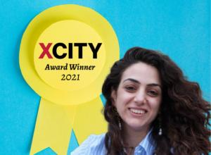 XCity Award winner announced: Dina Aboughazala
