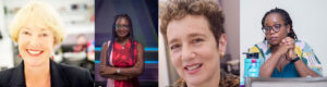 Proportion of female experts on broadcast media plummets during the pandemic