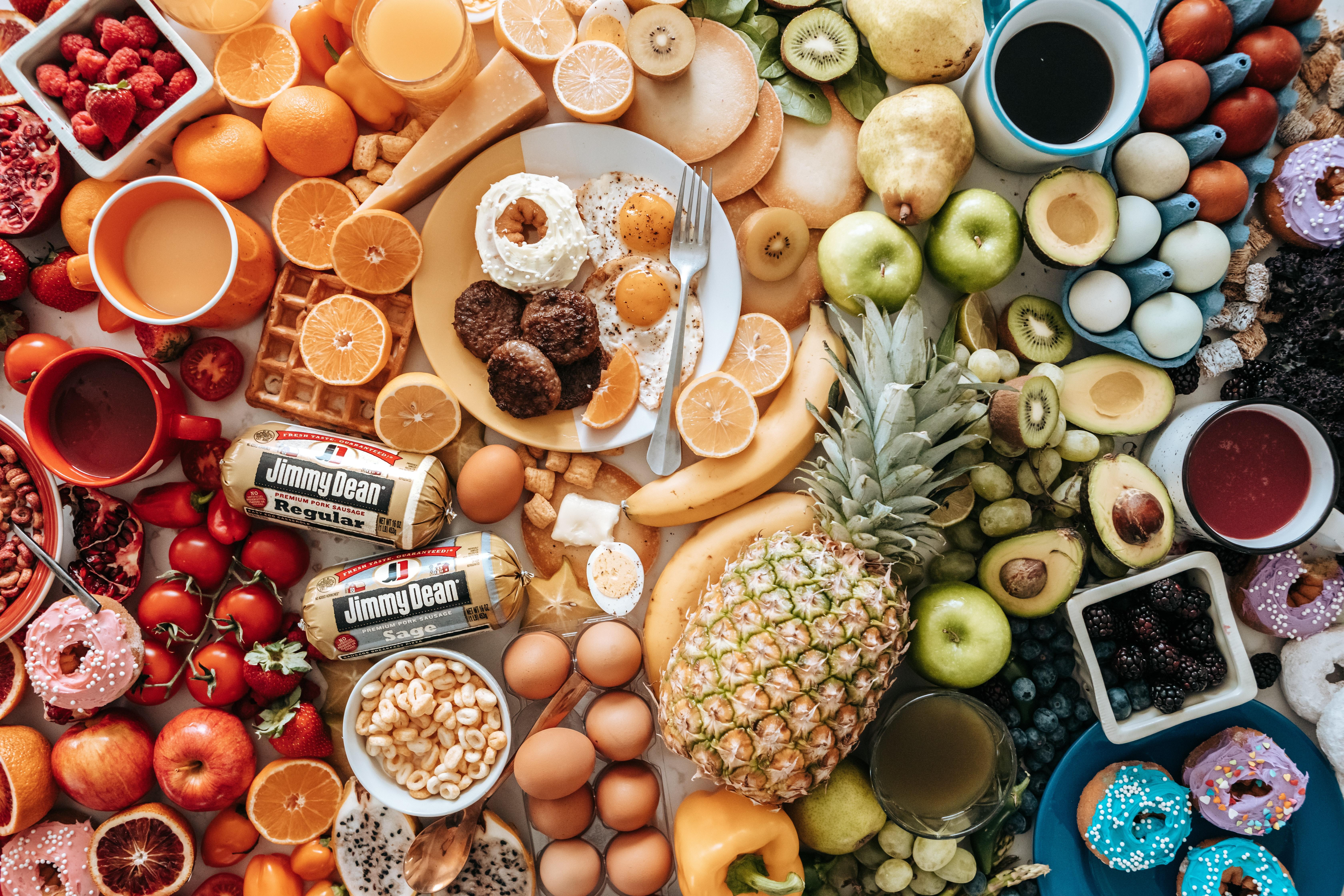 Image: Unsplash/ food