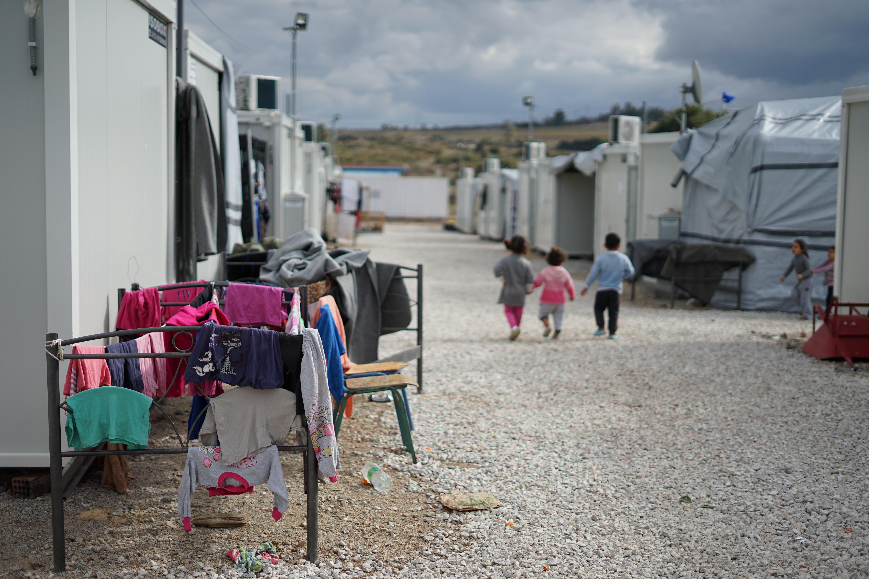 Image: Unsplash/refugee