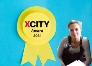 Second name on XCity Award shortlist announced: Mary Fitzgerald
