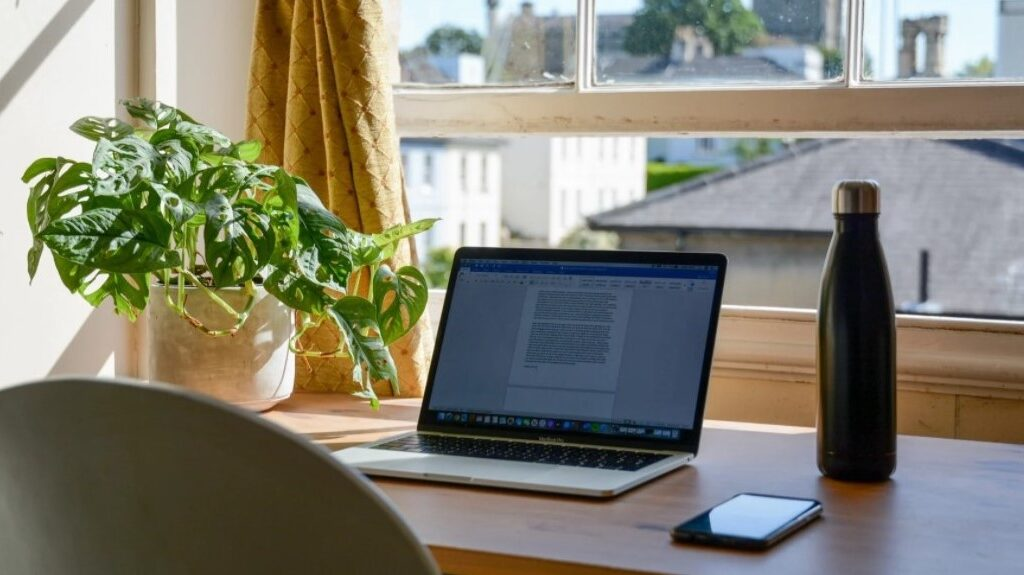 Image: Unsplash/ Work form home